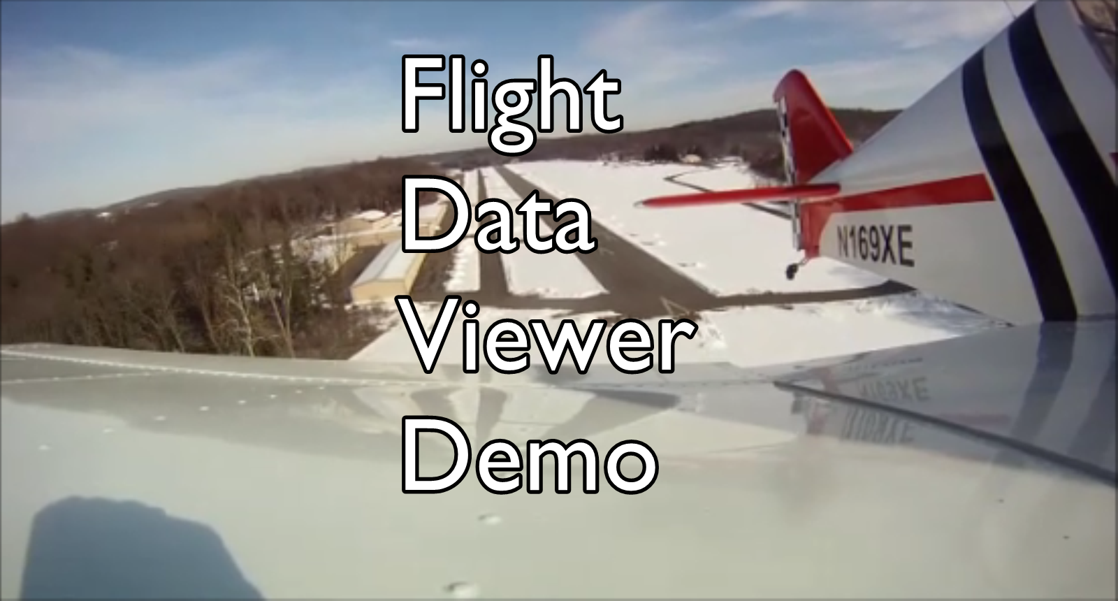 Flight Data Viewer Demo